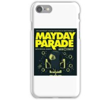 MAYDAY PARADE TOURS 1 iPhone Case/Skin