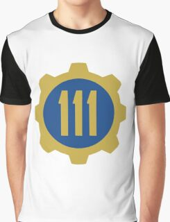 Vault 111 Graphic T-Shirt