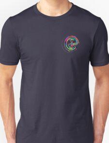 font illustration e Unisex T-Shirt
