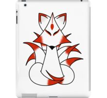 Kitsune - Japanese folklore iPad Case/Skin