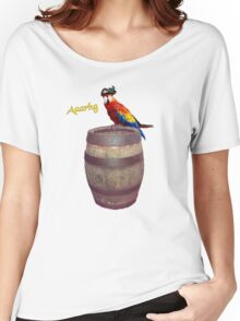 Talk Like a Pirate - Anne Winkler Women's Relaxed Fit T-Shirt