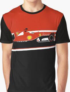 Vettel - Night Rider Graphic T-Shirt