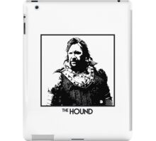 The Hound Inspired Artwork 'Game of Thrones' iPad Case/Skin