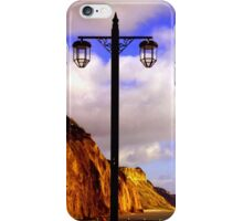 Lamp Along the Seafront iPhone Case/Skin