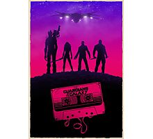 Guardians of the Galaxy Photographic Print