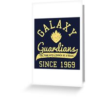 Guardians Since 1969 Greeting Card