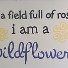 Wildflower Phrase by kkphoto1