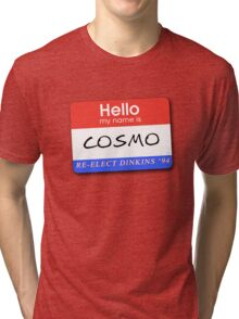 Re-Elect Dinkins - Cosmo Tri-blend T-Shirt