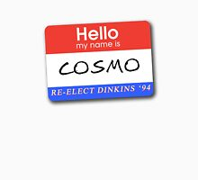 Re-Elect Dinkins - Cosmo Unisex T-Shirt
