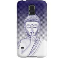 Shh ... do not disturb - Buddha  Samsung Galaxy Case/Skin