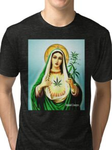 Mother Mary Jane Tri-blend T-Shirt