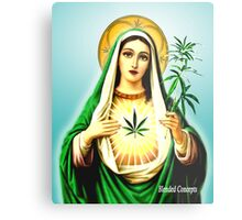 Mother Mary Jane Metal Print