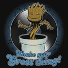 Shake your Groot thing by TeeKetch