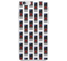 HAL-9000 Repeating Pattern iPhone Case/Skin