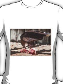 bird of prey that eat meat T-Shirt