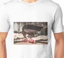 bird of prey that eat meat Unisex T-Shirt