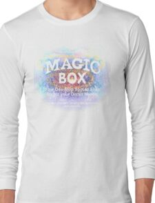 The Magic Box - For all your Occult Needs Long Sleeve T-Shirt