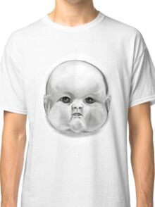 decapitated baby doll head Classic T-Shirt