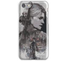 The Witcher - Ciri iPhone Case/Skin
