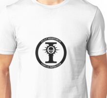 Imperial Cult Warhammer 40k Church  Unisex T-Shirt