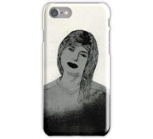 Kralya (BW) iPhone Case/Skin