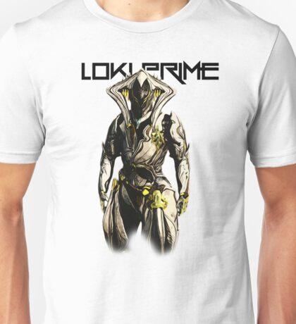 LokiPrimeLogo Unisex T-Shirt
