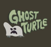 Ghost Turtle | Gravity Falls by Mark Quimoyog