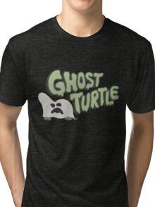 Ghost Turtle   Gravity Falls Tri-blend T-Shirt