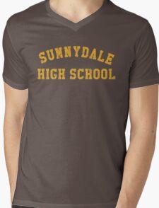 Sunnydale HS Mens V-Neck T-Shirt