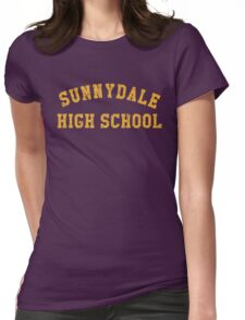 Sunnydale HS Womens Fitted T-Shirt