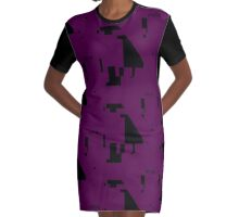YlliK - pure awesomness since 2008 Graphic T-Shirt Dress
