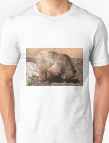 bear in the zoo Unisex T-Shirt