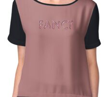 Fancy Chiffon Top