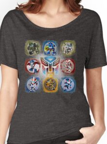 Autobots Prime- Collection Women's Relaxed Fit T-Shirt
