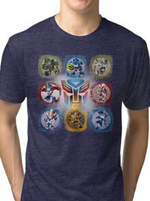 Autobots Prime- Collection Tri-blend T-Shirt
