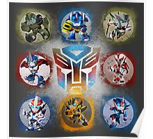 Autobots Prime- Collection Poster