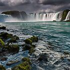 Godafoss by Claire Walsh