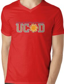 University of California Sunnydale Mens V-Neck T-Shirt