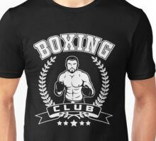 Boxing Club Unisex T-Shirt