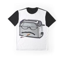 Fancy Kitchen Aplliances- Mr. Toaster Graphic T-Shirt