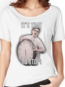 It's Time to Stop Filthy Frank  Women's Relaxed Fit T-Shirt