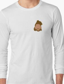 The Weeknd Outline Long Sleeve T-Shirt