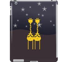 Giraffes in the Night iPad Case/Skin
