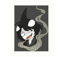 Shark Bully - BULLY HARDER EDITION Art Print