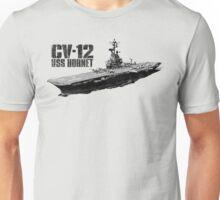 USS Hornet (CV-12) Unisex T-Shirt