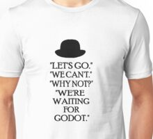 Waiting 3 Unisex T-Shirt