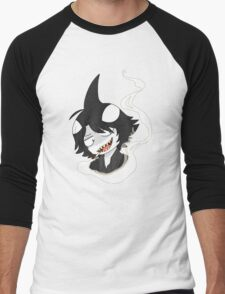 Shark Bully - BULLY HARDER EDITION Men's Baseball ¾ T-Shirt