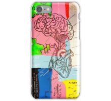 Good Head & Good Heart iPhone Case/Skin