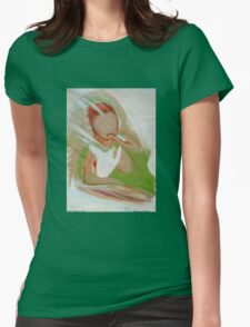Manifestation Womens Fitted T-Shirt