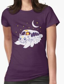 Sailor Vehicle Womens Fitted T-Shirt